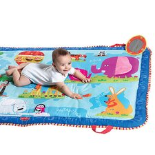 Discover The World Play Mat