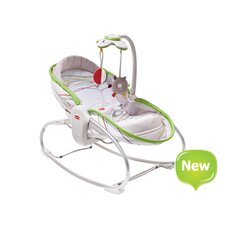 3-in-1 Rocker Snapper Infant Seat