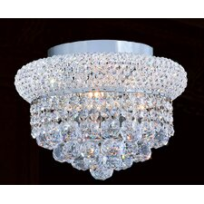 Empire 4 Light Flush Mount