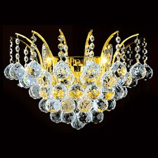 Empire 3 Light Wall Sconce