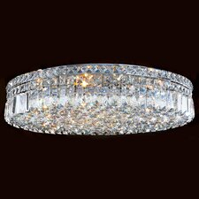 Cascade 9 Light Flush Mount