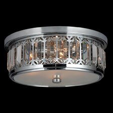 Parlour 4 Light Flush Mount