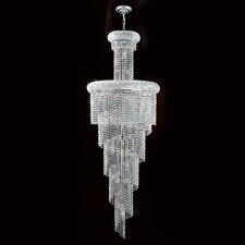 Empire 22 Light Crystal Chandelier