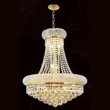 Empire 14 Light Crystal Chandelier