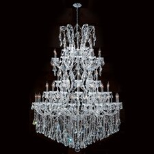 Maria Theresa 61 Light Crystal Chandelier
