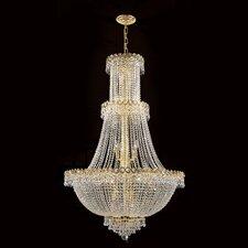 Empire 17 Light Crystal Chandelier
