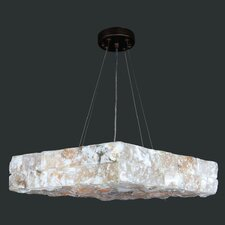 <strong>Worldwide Lighting</strong> Pompeii 5 Light Bowl Pendant