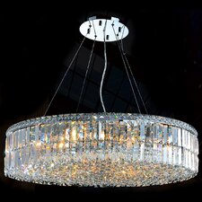Cascade 18 Light Crystal Chandelier