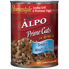 Prime Cuts London Grill Wet Dog Food