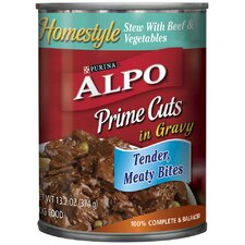 Prime Cuts Stew with Beef Wet Dog Food
