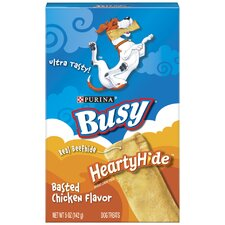 Busy Heartyhide Dog Treats