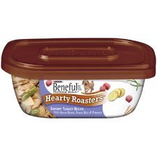 Prepared Meals Hearty Roasters Savory Turkey Wet Dog Food (10-oz, case of 8)
