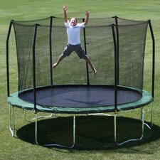 <strong>Skywalker Trampolines</strong> 12' Round Trampoline with Safety Enclosure