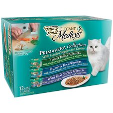 <strong>Fancy Feast</strong> Elegant Medley Primavera Collection Cat Food (Case of 2)