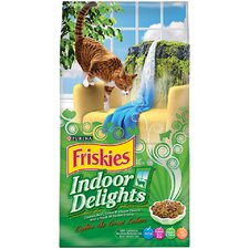 Indoor Delights Dry Cat Food (16-lb bag)