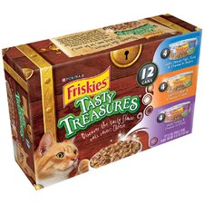 Tasty Treasures Variety (5.5-oz can,  case of 24)