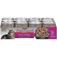 Tuna Entree Cat Food (3-oz, case of 24)