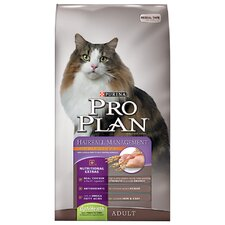 Hairball Formula Chicken and Rice Cat Food (16-lb bag)