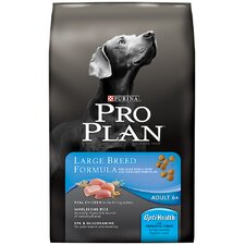 Large Breed Senior Dry Dog Food (34-lb bag)