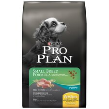 <strong>Pro Plan</strong> Small Breed Puppy Dry Dog Food (18-lb bag)