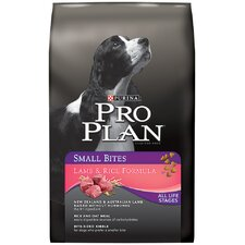 All Life Stages Small Bites Lamb and Rice Dry Dog Food