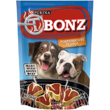 <strong>T-Bonz</strong> Sizzlin Steak Dog Treat (Case of 10)