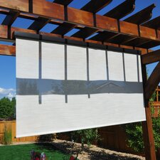 Titanium Plus Pole Operated Exterior Shade