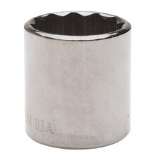 "0.5"" Drive 12 Point Socket Metric"