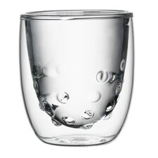 Elements 2 Piece Boiled Glass Set