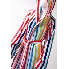 Shine Bath Robe in Multi
