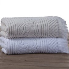 Ornamental Bath Towels