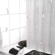 Max Shower Cotton Curtain