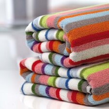 Lollypop Guest Towel in Multi