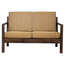 Rogue Outdoor Loveseat with Cushions