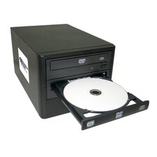 1 Reader to 1 Writer Load and Go DVD / CD Duplicator