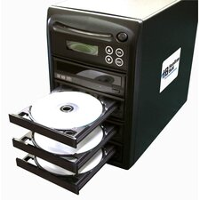 1 Reader to 3 Writer DVD / CD Duplicator