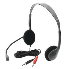 Personal Multimedia Headphone with Microphone
