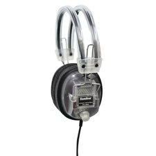 SchoolMate Clear Housing Deluxe Headphone