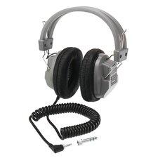 SchoolMate Deluxe Stereo / Mono Headphone