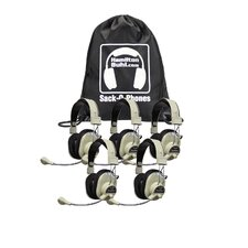 Sack-O-Phones 5 Deluxe Multimedia Headphone
