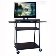 <strong>Buhl</strong> Wide Body Flat Panel TV Cart