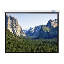"Innsbruck 96"" x 72"" Electric Projector Screen - Video Format"