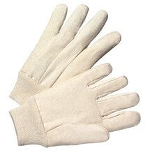 1000 Series Canvas Gloves - 4501v 8-oz. cotton canvas knit wrist