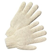 String Knit Gloves - regular weight string knit glove