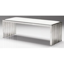 Kade Stainless Steel Bench