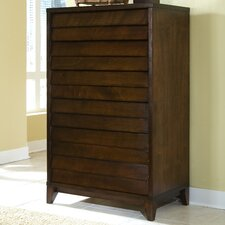<strong>Home Image</strong> Island 6 Drawer High Chest