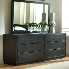 <strong>Home Image</strong> City 6 Drawer Master Dresser