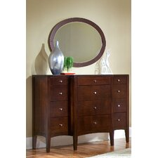 Harbor 12 Drawer High Dresser