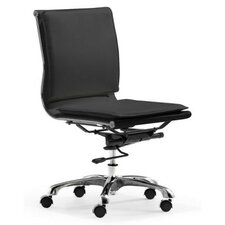 <strong>dCOR design</strong> Lider Plus Low Back Armless Office Chair