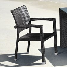 Boracay Outdoor Dining Arm Chair (Set of 2)